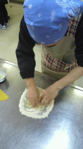 男性限定イタリア料理教室 奈良中部公民館にて_f0134268_1483261.jpg