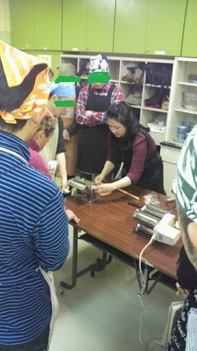 男性限定イタリア料理教室 奈良中部公民館にて_f0134268_1494361.jpg