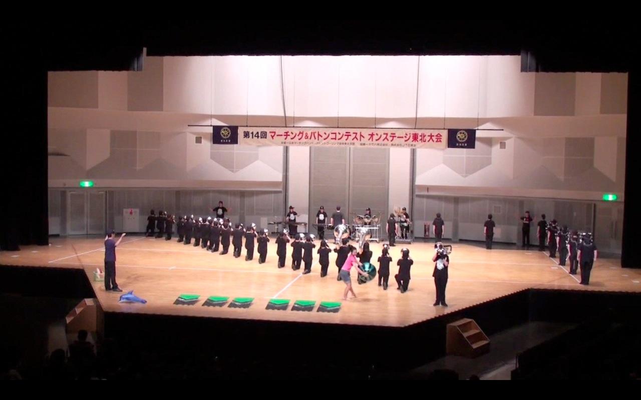 マーチング&バトンオンステージのご報告!!_e0145173_13545975.jpg