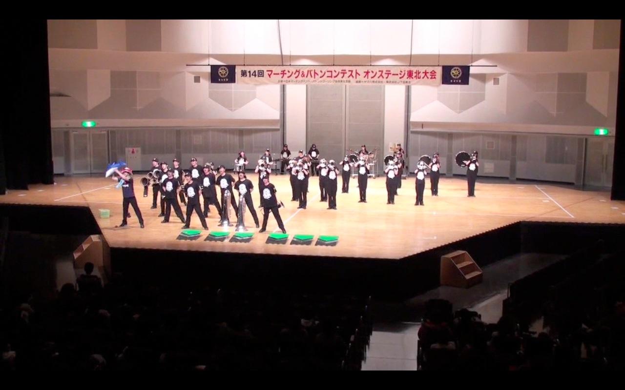 マーチング&バトンオンステージのご報告!!_e0145173_1358253.jpg