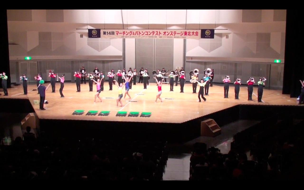 マーチング&バトンオンステージのご報告!!_e0145173_13592686.jpg