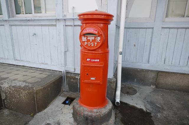 登録有形文化財の木造駅舎_e0214805_6414248.jpg