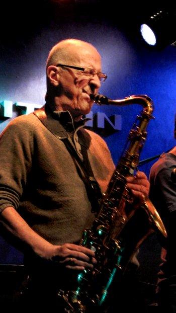 Håvard Stubø Quartet (ホーヴァール・ステューべ・カルテット)- Pit Inn 公演二日目_e0081206_1652523.jpg