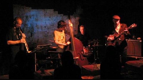 Håvard Stubø Quartet (ホーヴァール・ステューべ・カルテット) 最終公演_e0081206_17353719.jpg