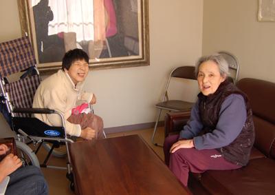 2/4お母さんと再会!_a0154110_9563948.jpg
