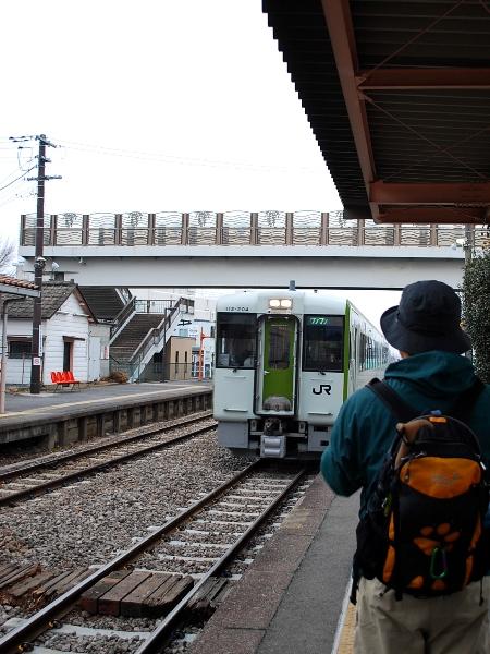 電車でGO!ハイキングオフ会@ロウバイの宝登山_c0177814_1914931.jpg