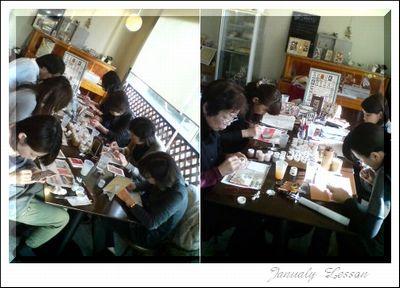 2011年 スペインタイルレッスン_f0149716_23255873.jpg
