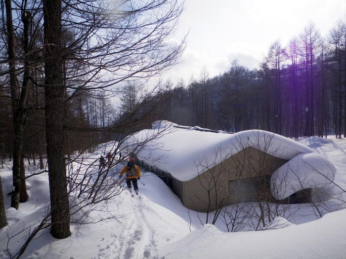 西吾妻山・二十日平 ~ 2011年2月4日_f0170180_22203082.jpg