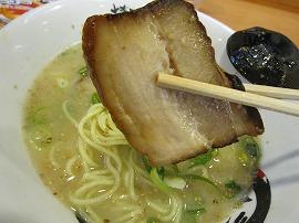 博多ラーメンげんこつ 灘店 / 関西風味の博多ラーメン_e0209787_13254442.jpg