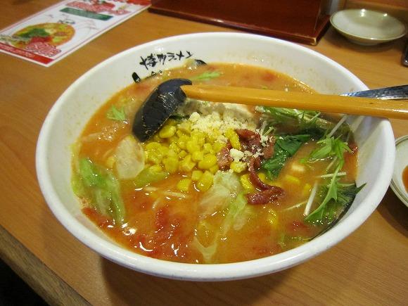 博多ラーメンげんこつ 灘店 / 関西風味の博多ラーメン_e0209787_13274190.jpg