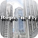 iPhone無料アプリ|Rope\'n\'Fly Lite_d0174998_16581556.jpg