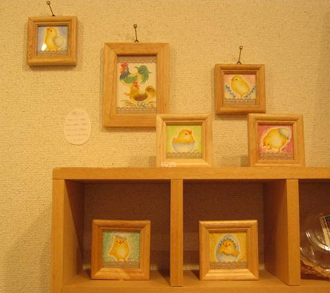 ☆15周年記念企画展「卵・TAMAGO・たまご」開催☆ その5_e0134502_184564.jpg