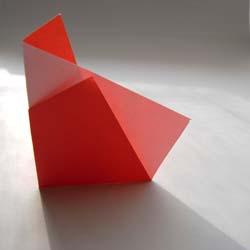 折り紙 ~サンタさん~_c0138704_20582694.jpg