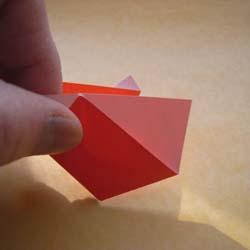 折り紙 ~サンタさん~_c0138704_2058837.jpg