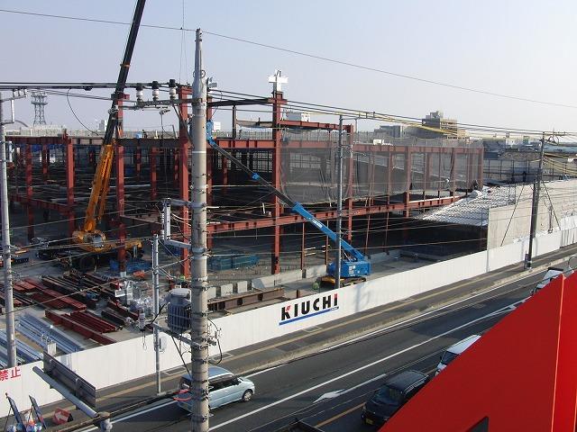 建設が進む「アピタ吉原店」と「コープ富士中央店」_f0141310_232586.jpg