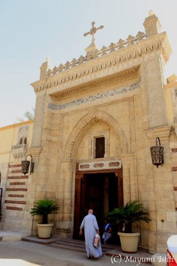 エジプトのコプト教会_a0086851_126119.jpg