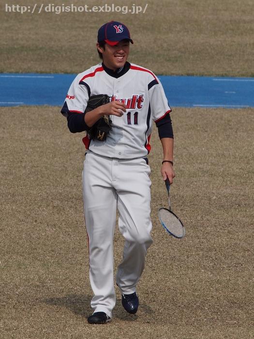 由規投手退団、由くんは当ブログを始めるきっかけとなった選手でした。思い出のフォト!_e0222575_2352024.jpg