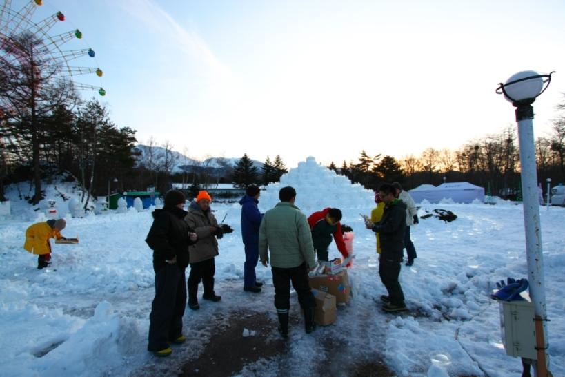 浅間高原ウインターフェスティバル2011報告1_f0180878_20492777.jpg