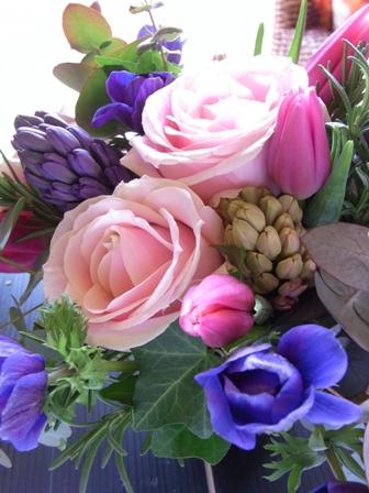 春色ブーケ_d0169179_2092433.jpg
