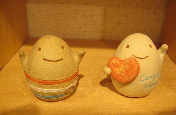 ☆15周年記念企画展「卵・TAMAGO・たまご」開催☆ その6_e0134502_3302635.jpg