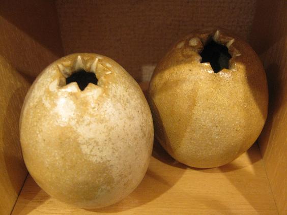☆15周年記念企画展「卵・TAMAGO・たまご」開催☆ その6_e0134502_330512.jpg