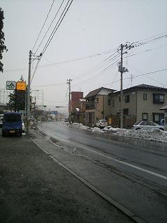 雪です・・・明日はお肉配達・・・_b0206037_15161035.jpg