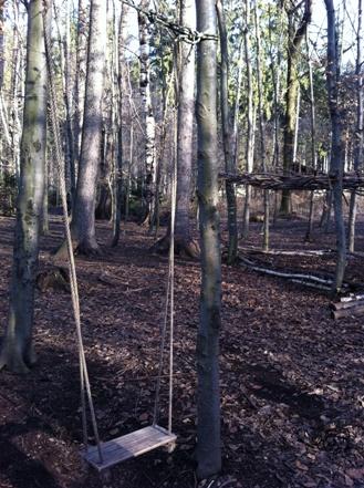 ポーイングの森の幼稚園を訪れました☆_f0037258_1331969.jpg