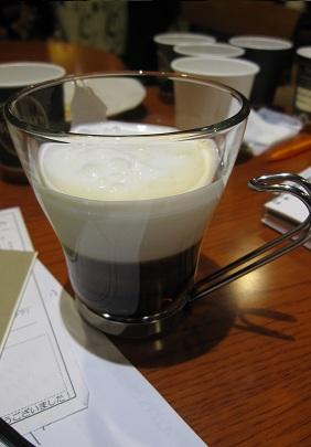 TULLY\'S COFFEE コーヒースクール_b0189489_2242330.jpg