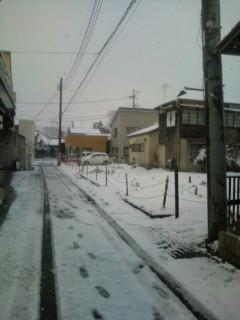 門前雪景色_b0205599_10134485.jpg