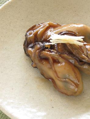牡蠣のしぐれ煮_b0107003_2235244.jpg