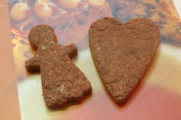 初めてのオーガニックチョコクッキー_a0115906_1791114.jpg