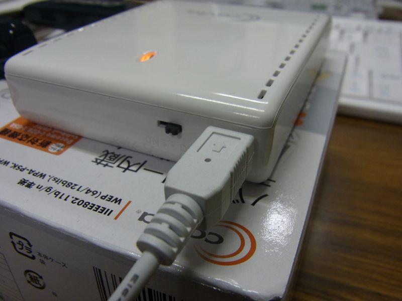ドッチーカをモバイル無線ルーターにつなぐ_c0025115_19161465.jpg