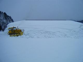 今日の雪ムロ_d0122374_19382479.jpg