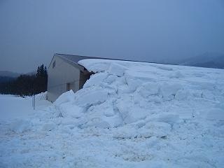 今日の雪ムロ_d0122374_19514337.jpg