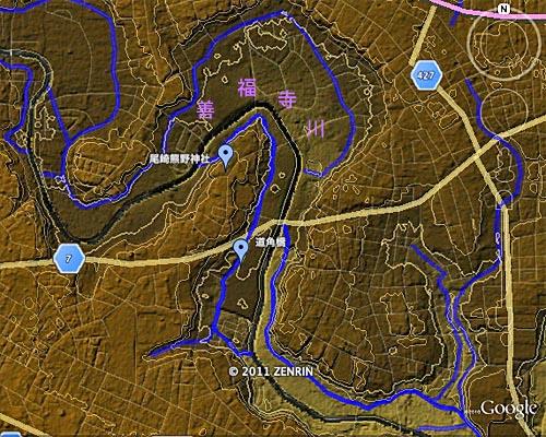 「道角橋」と「田端橋」–失われた川に架かっていた2つの石橋の運命_c0163001_2005780.jpg