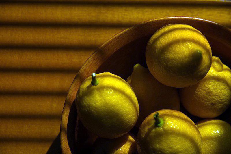 檸檬    ~ Harvest ~_c0127403_0273920.jpg