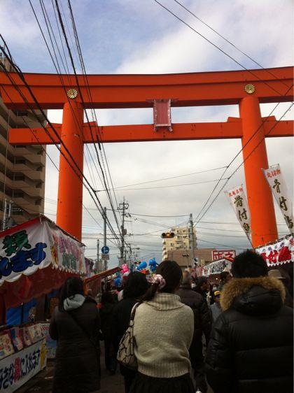 椿神社へ行きました。_f0099147_19474794.jpg