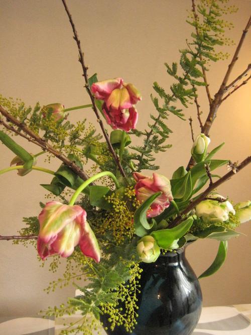 花が春を運んできます。_d0139350_1511562.jpg