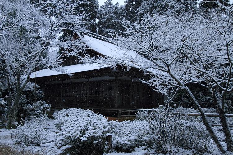 雪の神護寺_e0051888_21404926.jpg