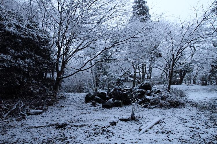 雪の神護寺_e0051888_21425827.jpg