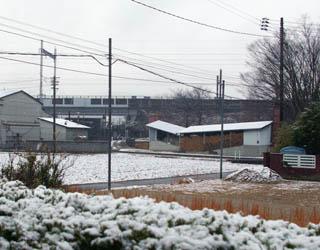 雪が!_c0081499_9284647.jpg