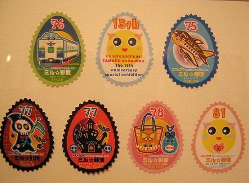 ☆15周年記念企画展「卵・TAMAGO・たまご」開催☆ その8_e0134502_1591621.jpg