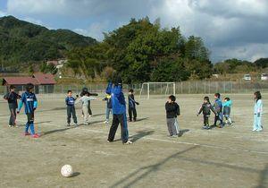 第15回 親子で楽しむサッカー教室_c0218303_173647.jpg