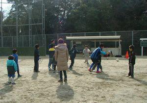 第15回 親子で楽しむサッカー教室_c0218303_17383130.jpg