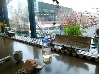 2011年2月釜山の旅 ①サネパッでピビンバッ_a0140305_1313889.jpg
