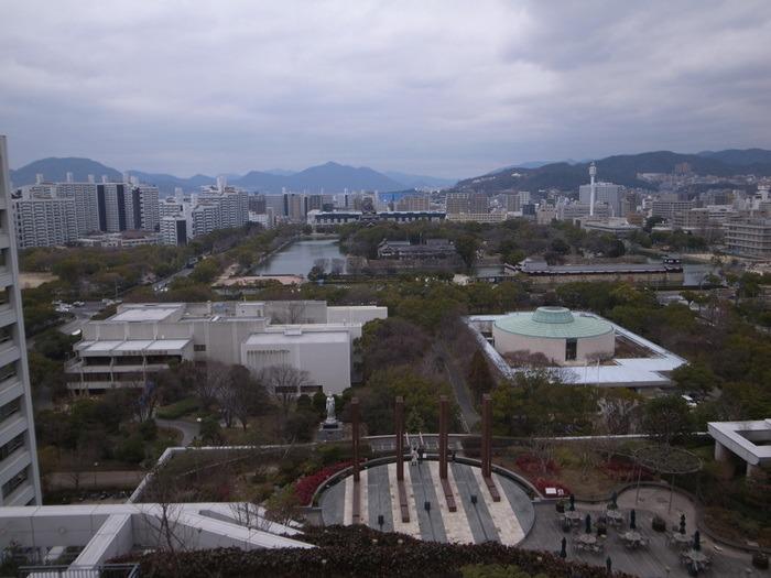 NTTクレド11階からの眺め_c0116915_072291.jpg