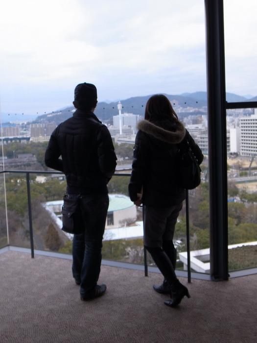 NTTクレド11階からの眺め_c0116915_074423.jpg