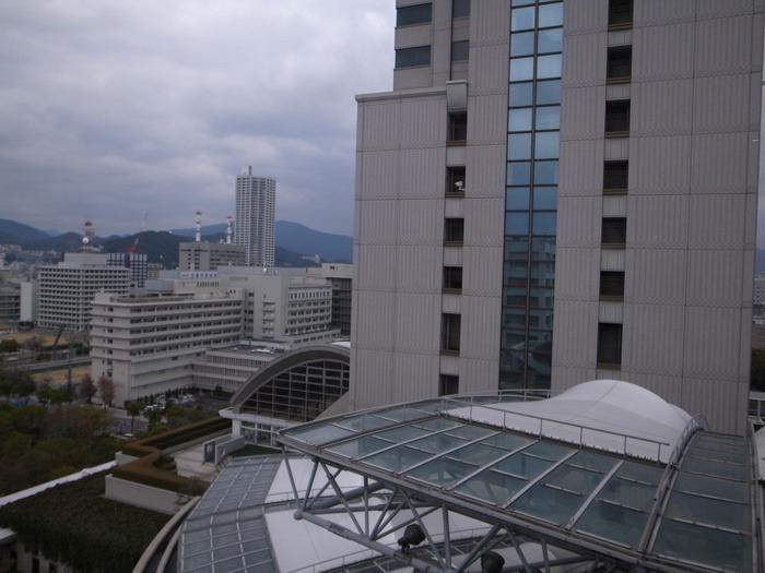 NTTクレド11階からの眺め_c0116915_081991.jpg
