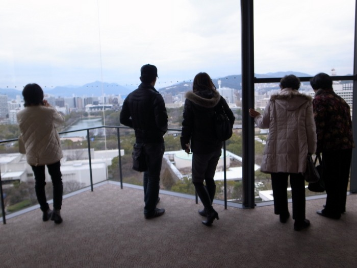 NTTクレド11階からの眺め_c0116915_08367.jpg