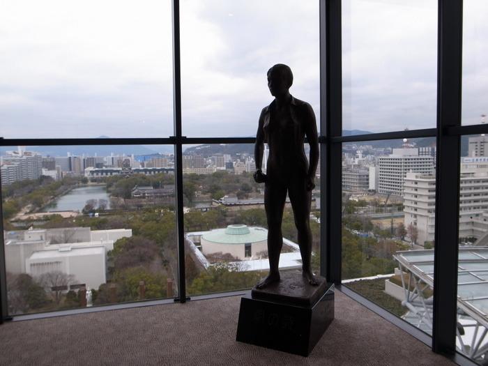 NTTクレド11階からの眺め_c0116915_094148.jpg